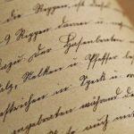 Handwriting S%C%BCtterlin Vintage  - cocoparisienne / Pixabay